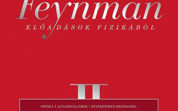 A Feynman-előadások fizikából,  II. kötet
