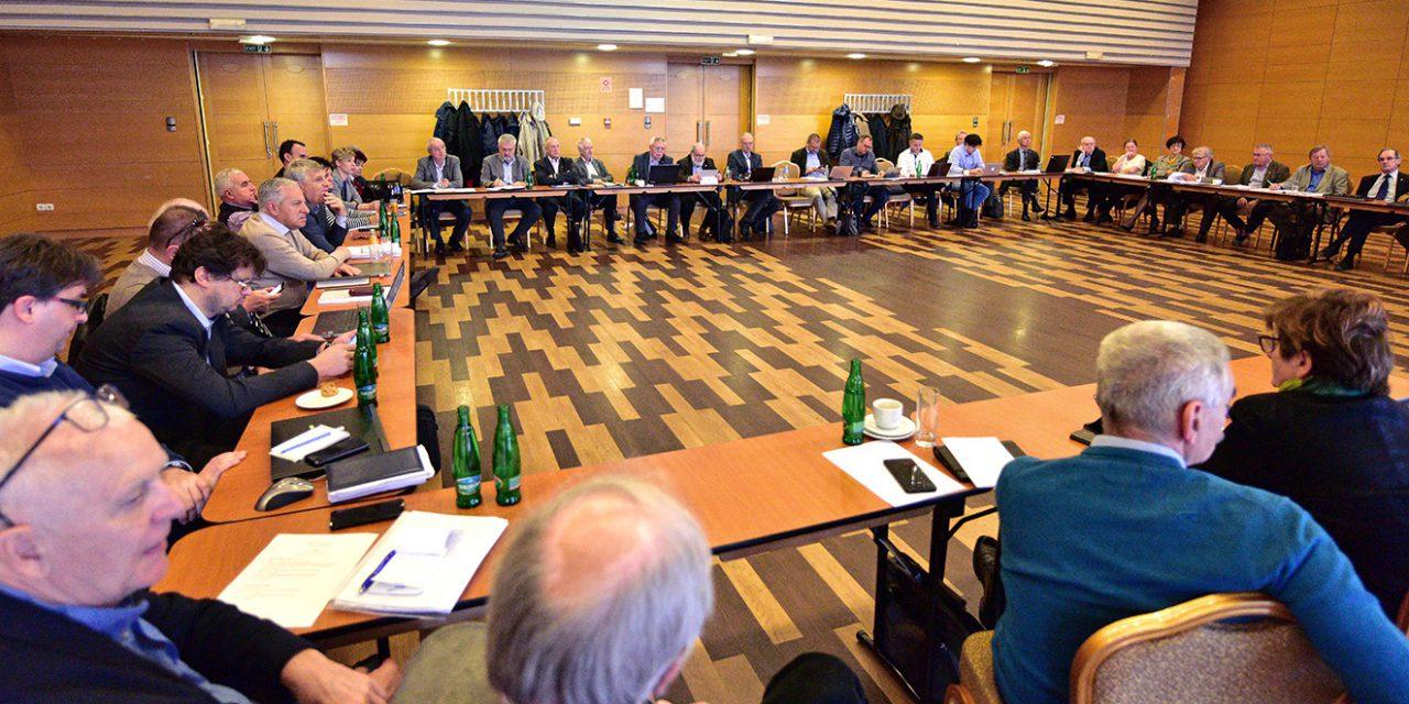 Ülésezett az MMK Választmánya