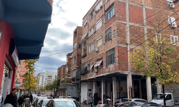 Földrengés utáni Albánia a magyar statikus szemével
