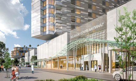 11 milliárd kórházépületek tervezésére