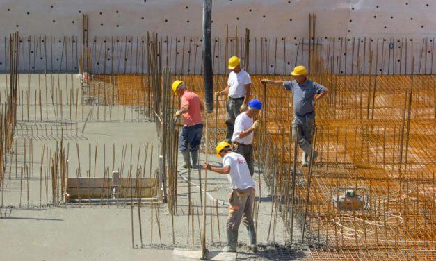 Építőipari útmutató vírusjárvány idején