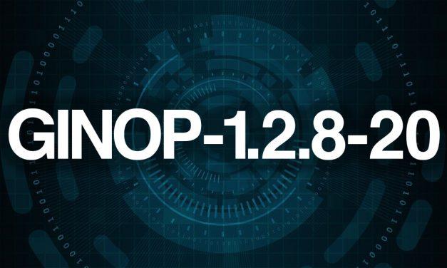 Május 29-én nyílik a GINOP új vállalkozástámogatási pályázata