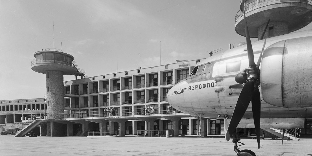 70 évvel ezelőtt nyílt meg a ferihegyi repülőtér