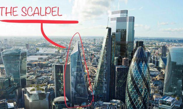 Új felhőkarcolóval gazdagodott London