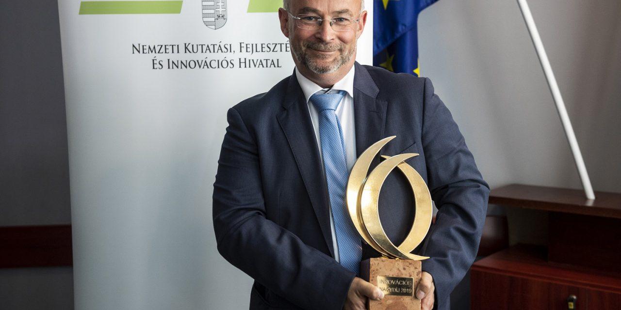 Átadták a 2019-es Magyar Innovációs Nagydíjat
