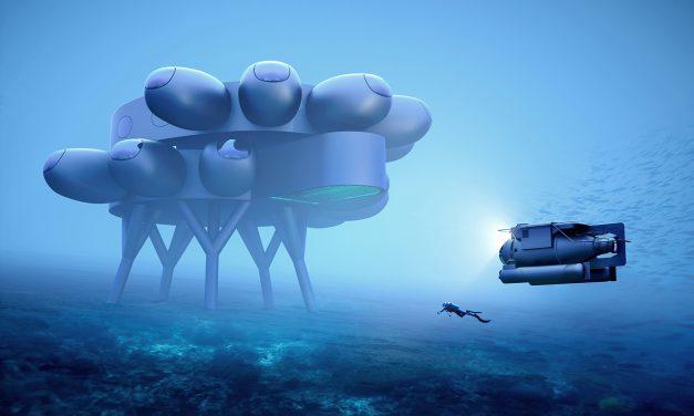 A világ legnagyobb víz alatti kutatóállomása épül meg a Karib-tenger mélyén