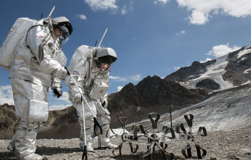 Első díjat nyert el a NASA pályázatán a magyar Puli Space