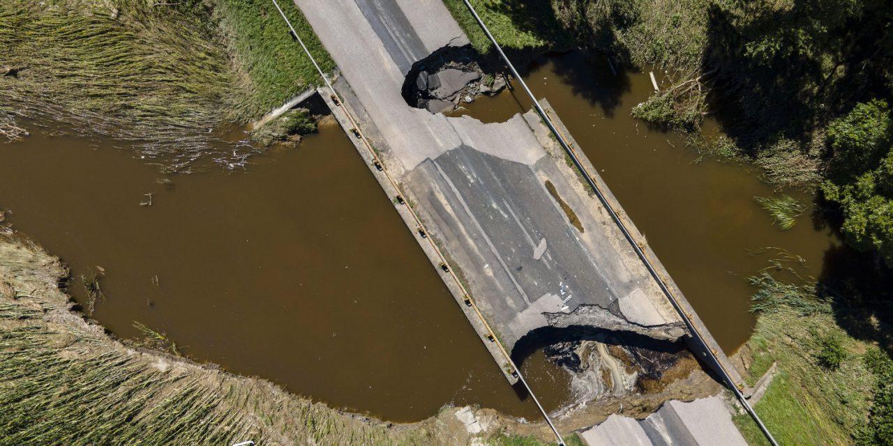 Soron kívül felülvizsgálják több település vízkárelhárítási tervét