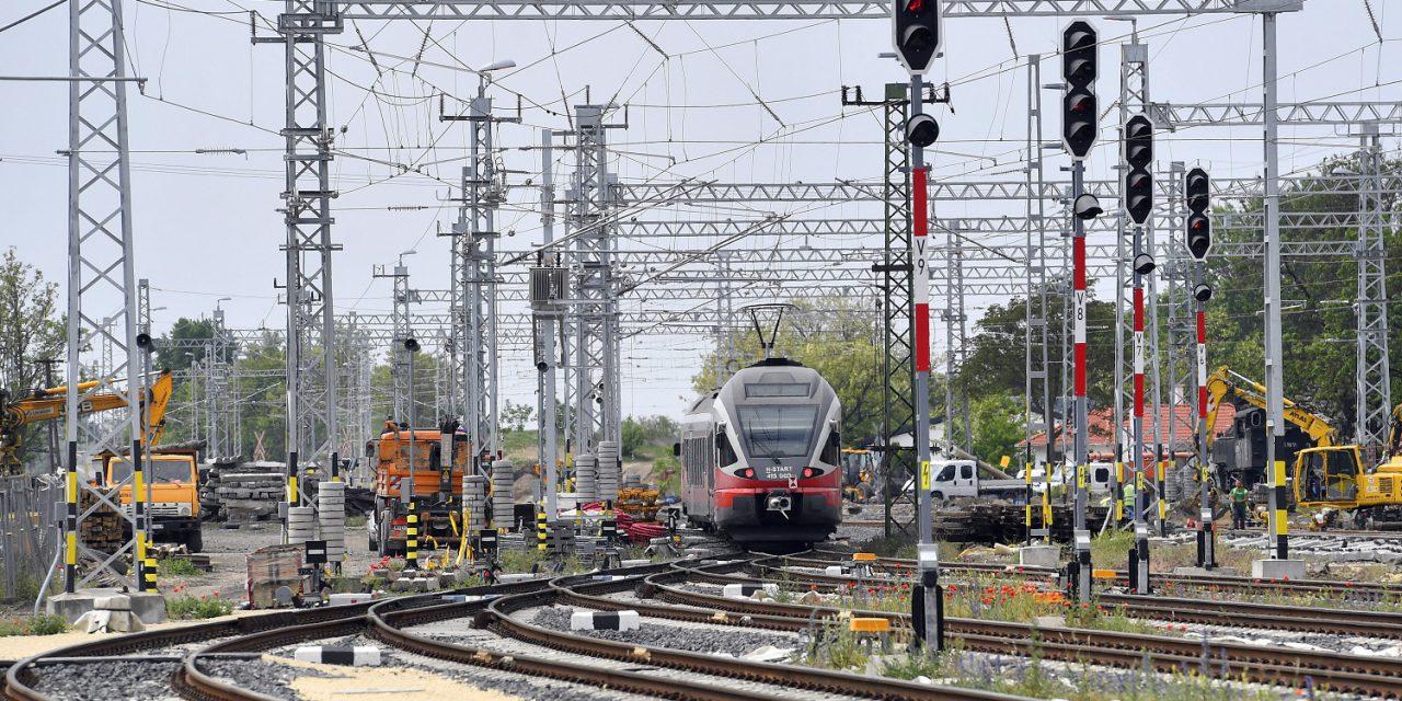 Újabb öt magyar érdekeltségű közlekedésfejlesztési projektet támogat a CEF