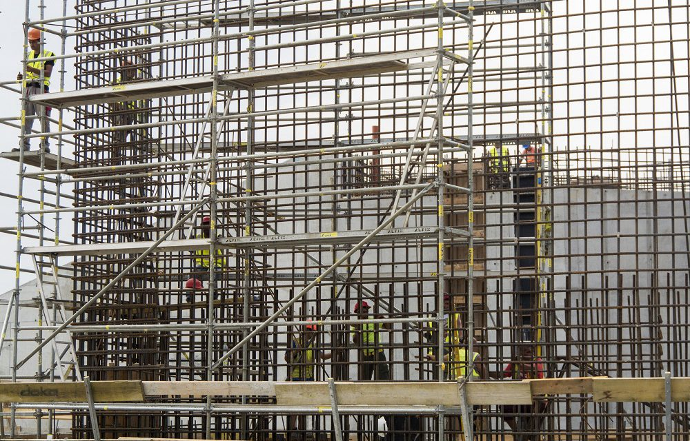Megindult a kilábalás az építőiparban?