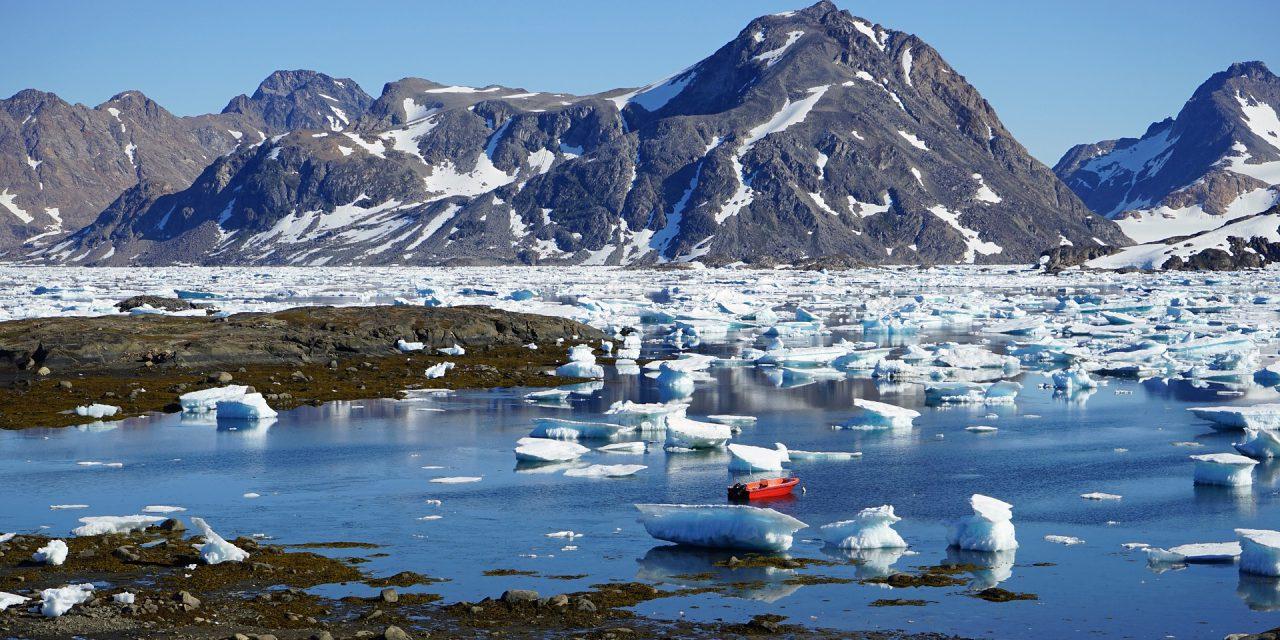 Ha a felmelegedés megállna, a grönlandi jégmező már akkor is tovább olvadna