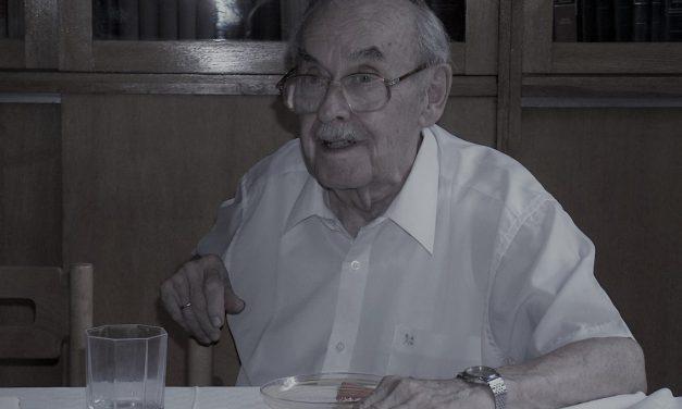100 éve született dr. Sváb János