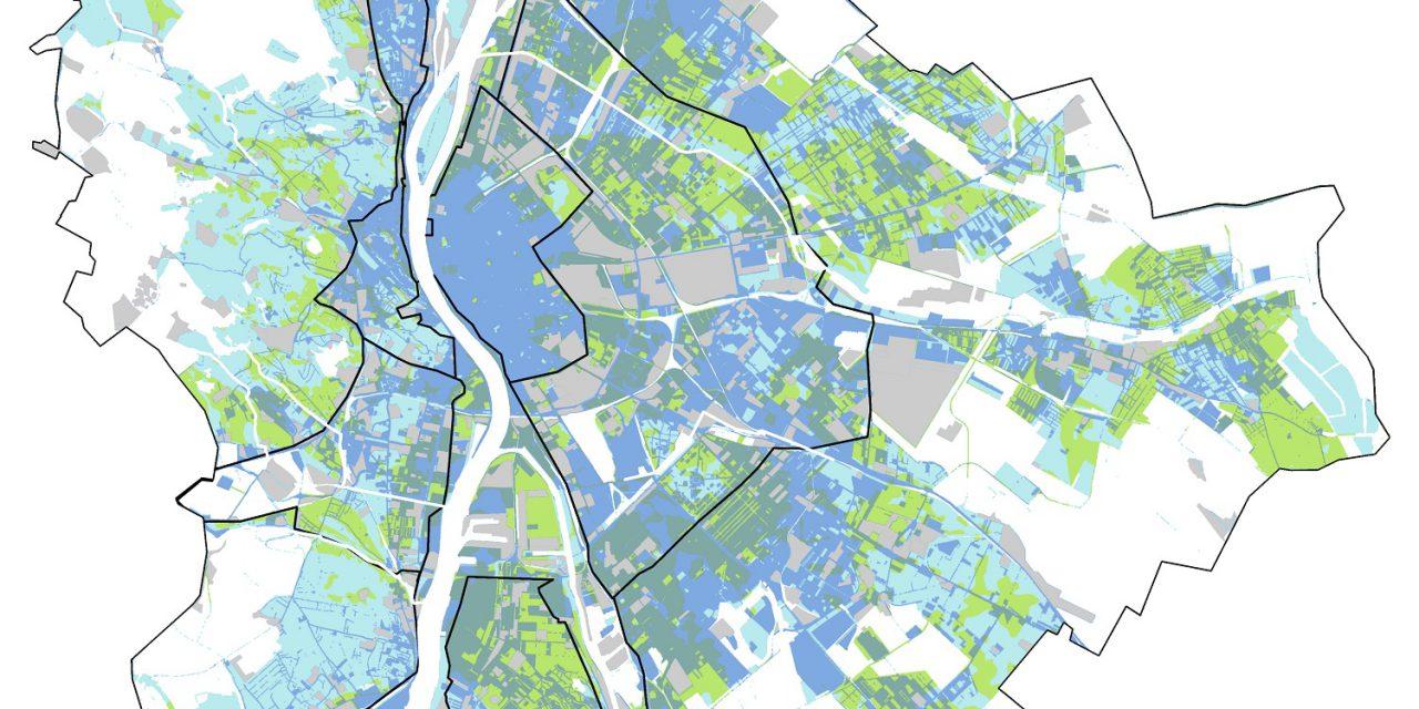 Részletes ajánlás készült a Budapestre hulló esővíz hatékonyabb felhasználására