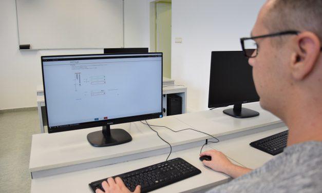 Ultraintelligens digitális platformot tesztelnek a pécsi műszaki karon