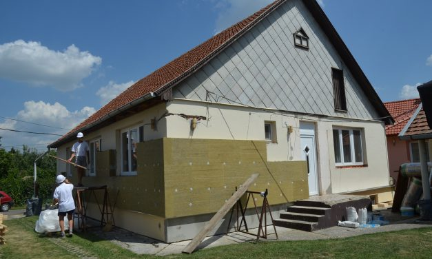 82 év alatt újulhat meg a teljes családi ház állomány Magyarországon