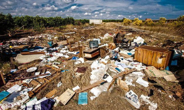 Több mint 500 tonna illegális szemetet gyűjtöttek össze a Magyar Közút területéről