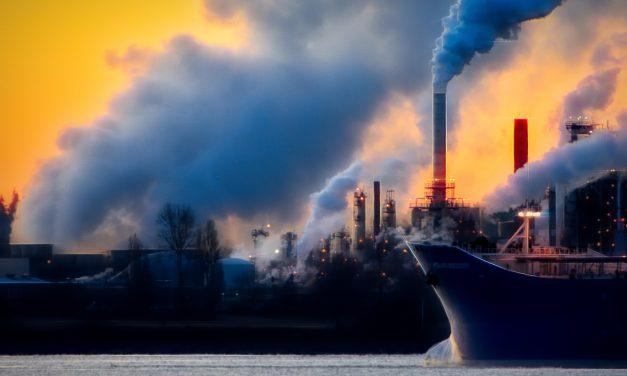A szén-dioxid-kibocsátás páratlan mértékű csökkenését mérték 2020 első felében