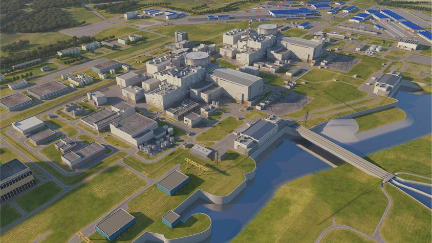 Megkapta az energiahivatal létesítési engedélyét a Paks II. atomerőmű