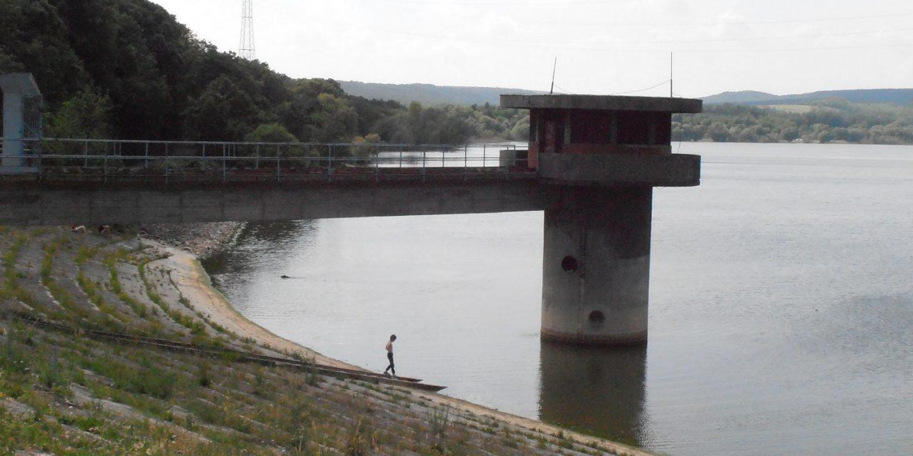 Több mint kétmilliárd forintból bővítették a Fehérvárcsurgói-víztározó kapacitását