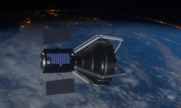 Megkezdik az űrszemét eltakarítását