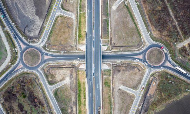 500 milliárd forintnyi négysávos útfejlesztés készült el idén