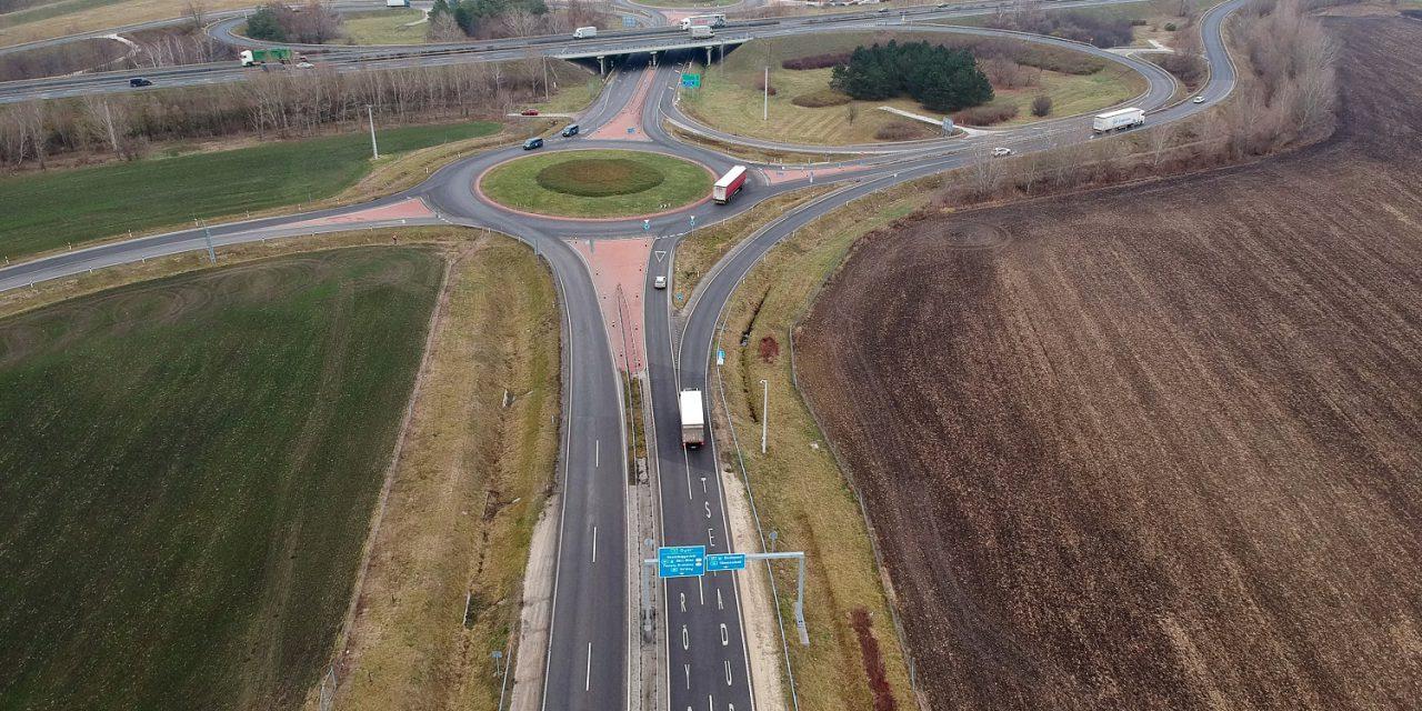 74 újabb közútfejlesztés tervezése kezdődhet meg