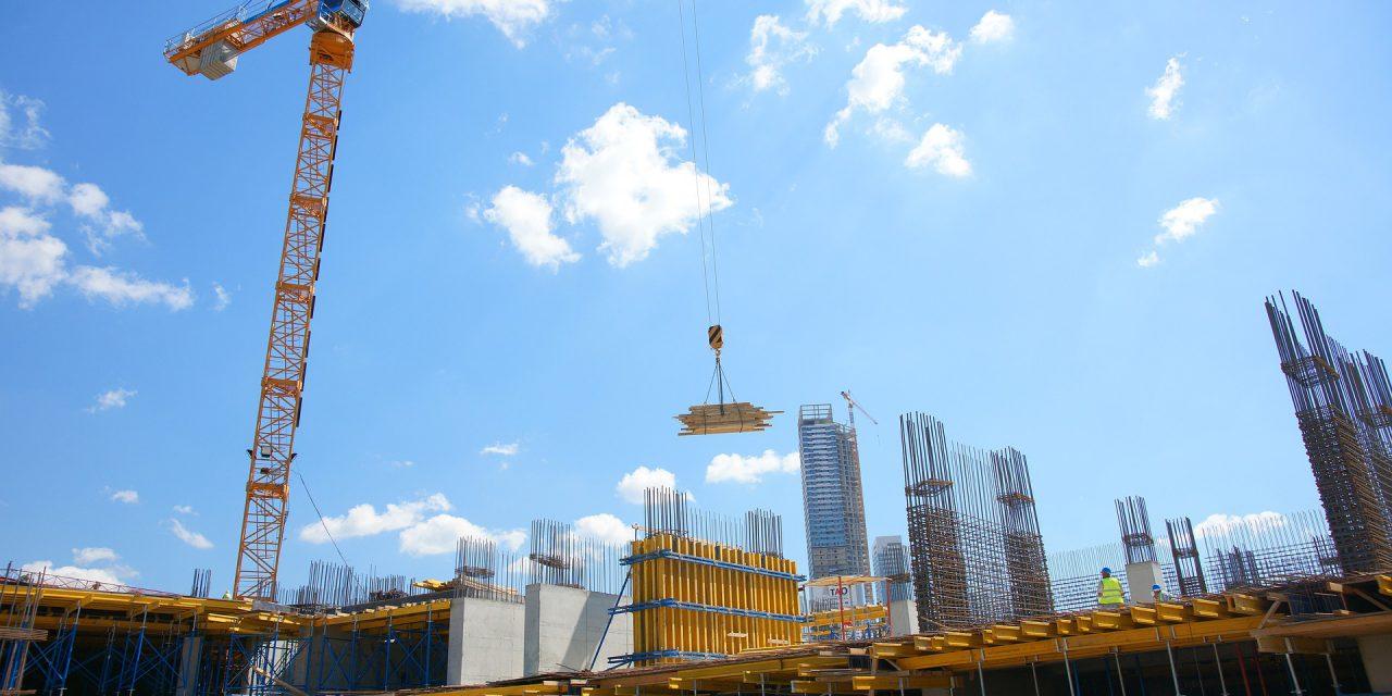 Az első negyedév végére felpöröghet az építőipar