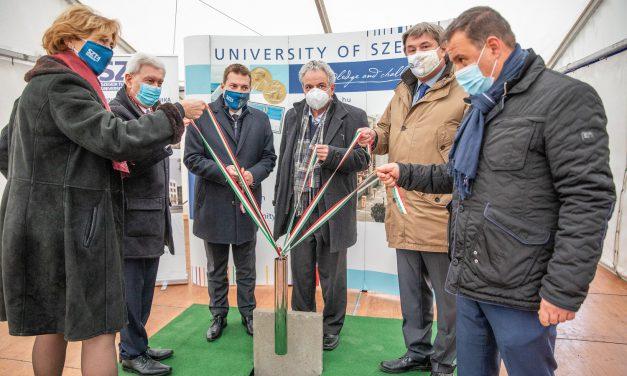 Infektológiai klinika épül Szegeden