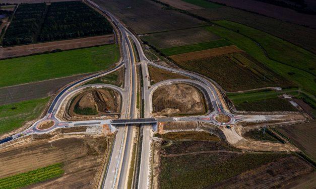 Elkészült a tanulmányterv az M8 gyorsforgalmi út Fejér megyei szakaszára