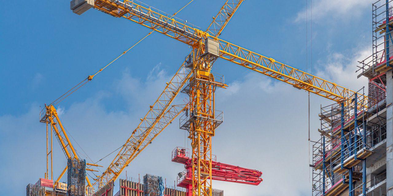 Enyhén csökkent az építőipari termelés az euróövezetben és az EU-ban novemberben