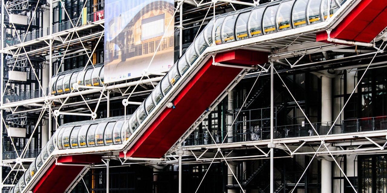 Felújítják a párizsi Pompidou Központot