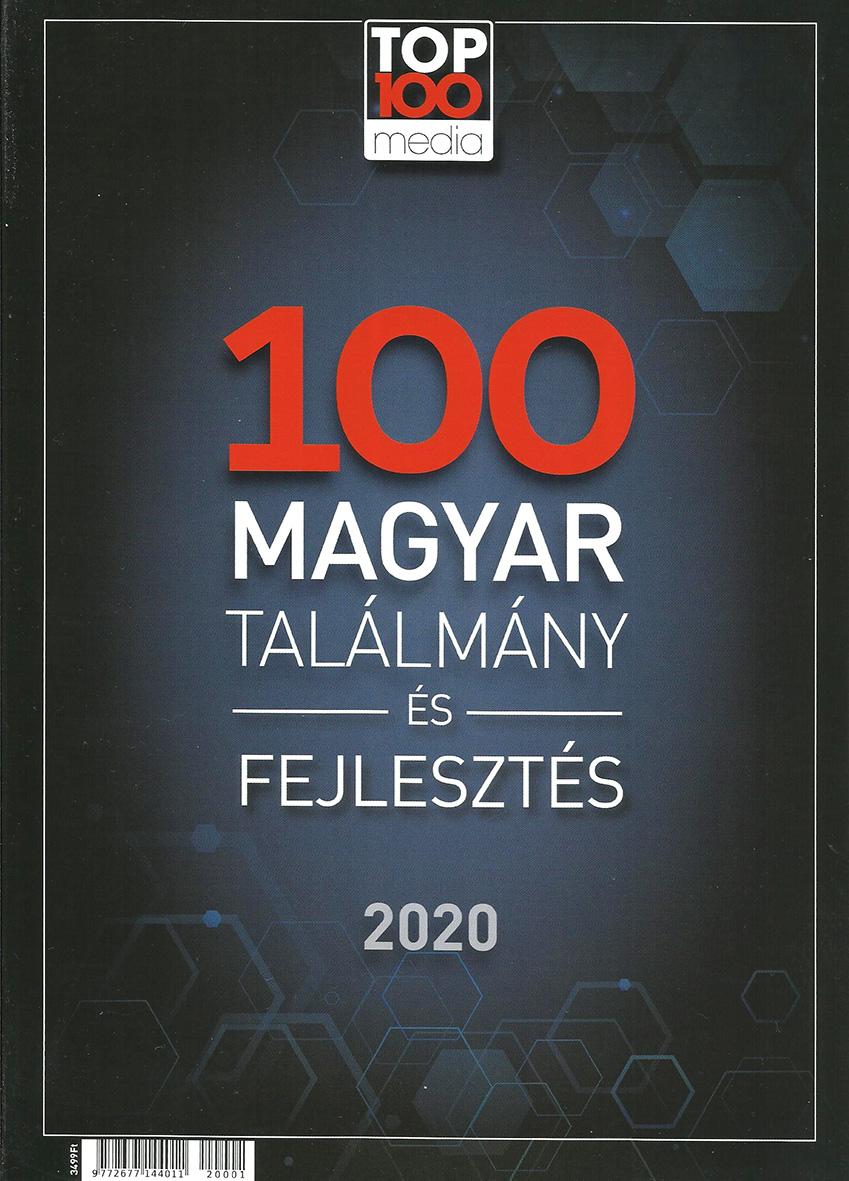 100 magyar találmány és fejlesztés – 2020