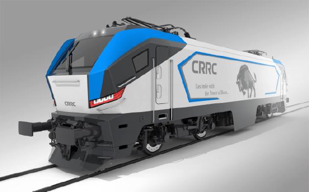 Elkezdődött a Rail Cargo Hungaria megrendelésére kifejlesztett villany-hibrid mozdony tesztelése