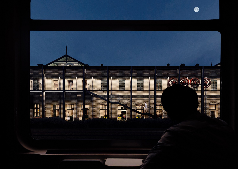 A Közlekedési Múzeum új kiállítóhelye lesz a kelenföldi állomásépület