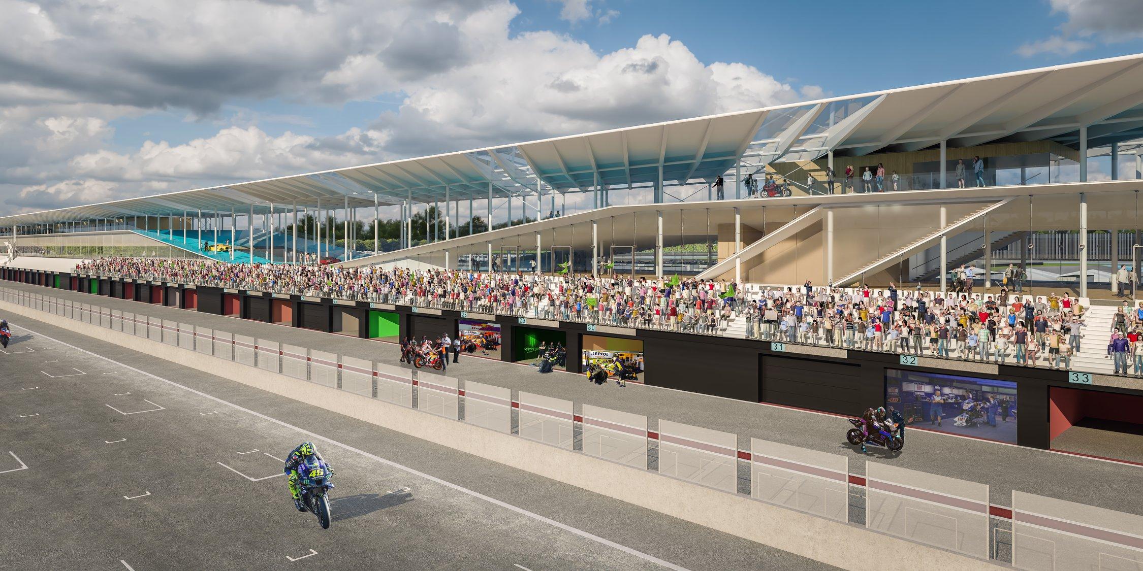 Kihirdették a MotoGP-tervpályázat győztesét