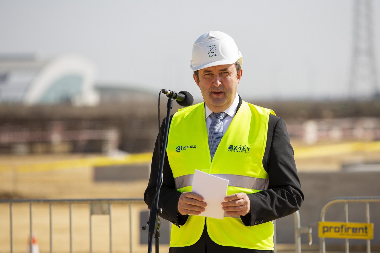 Palkovics: az építőipar az elmúlt évek egyik sikerágazata