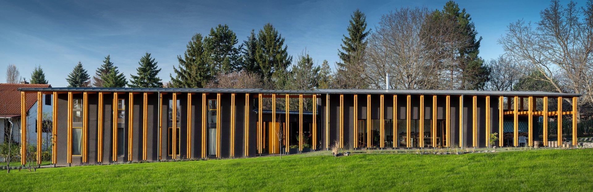 Nemzetközi versenyen nyertek egy magyar családi ház tervezői