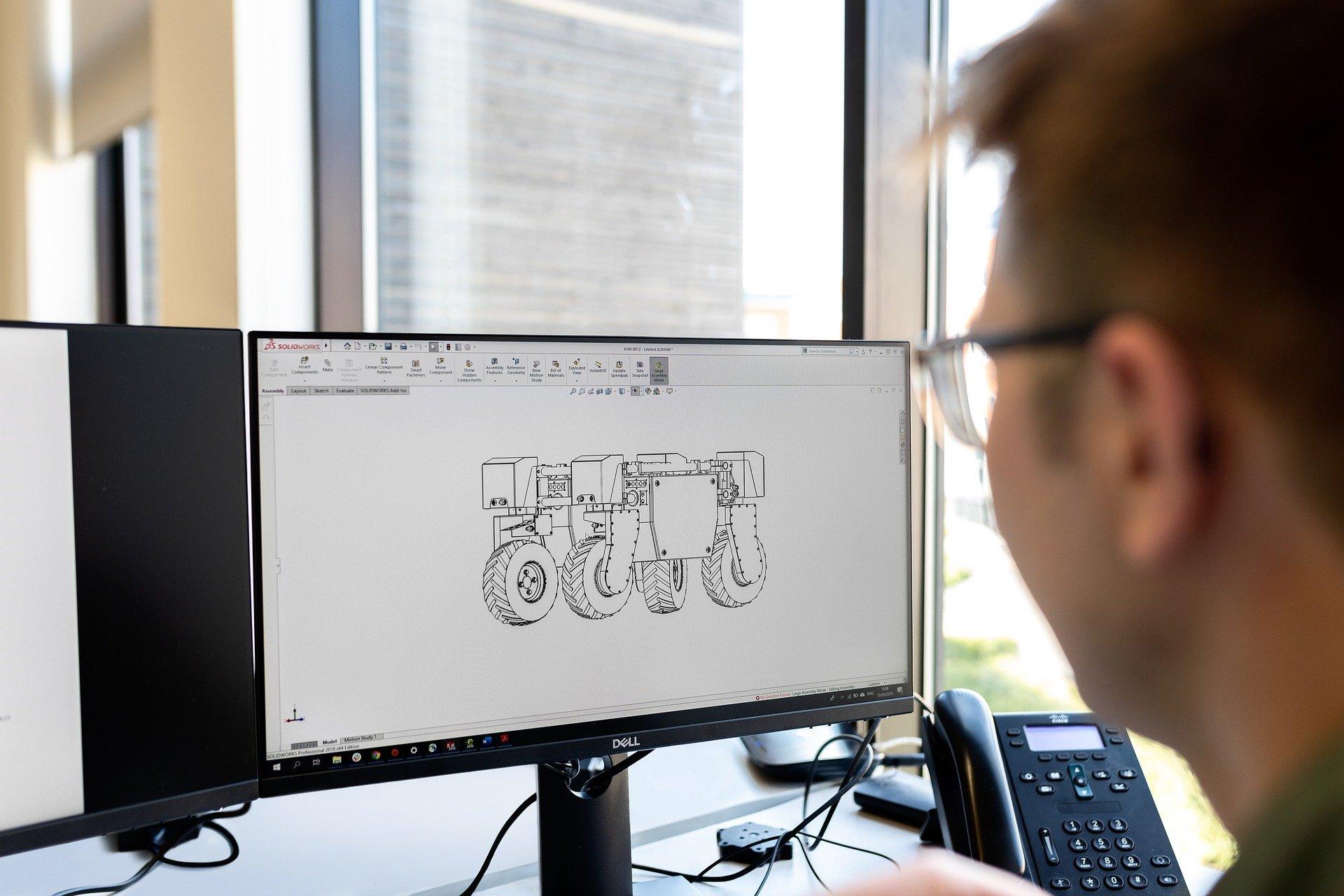 A konstruktőri gondolkodást nem pótolja a számítógép