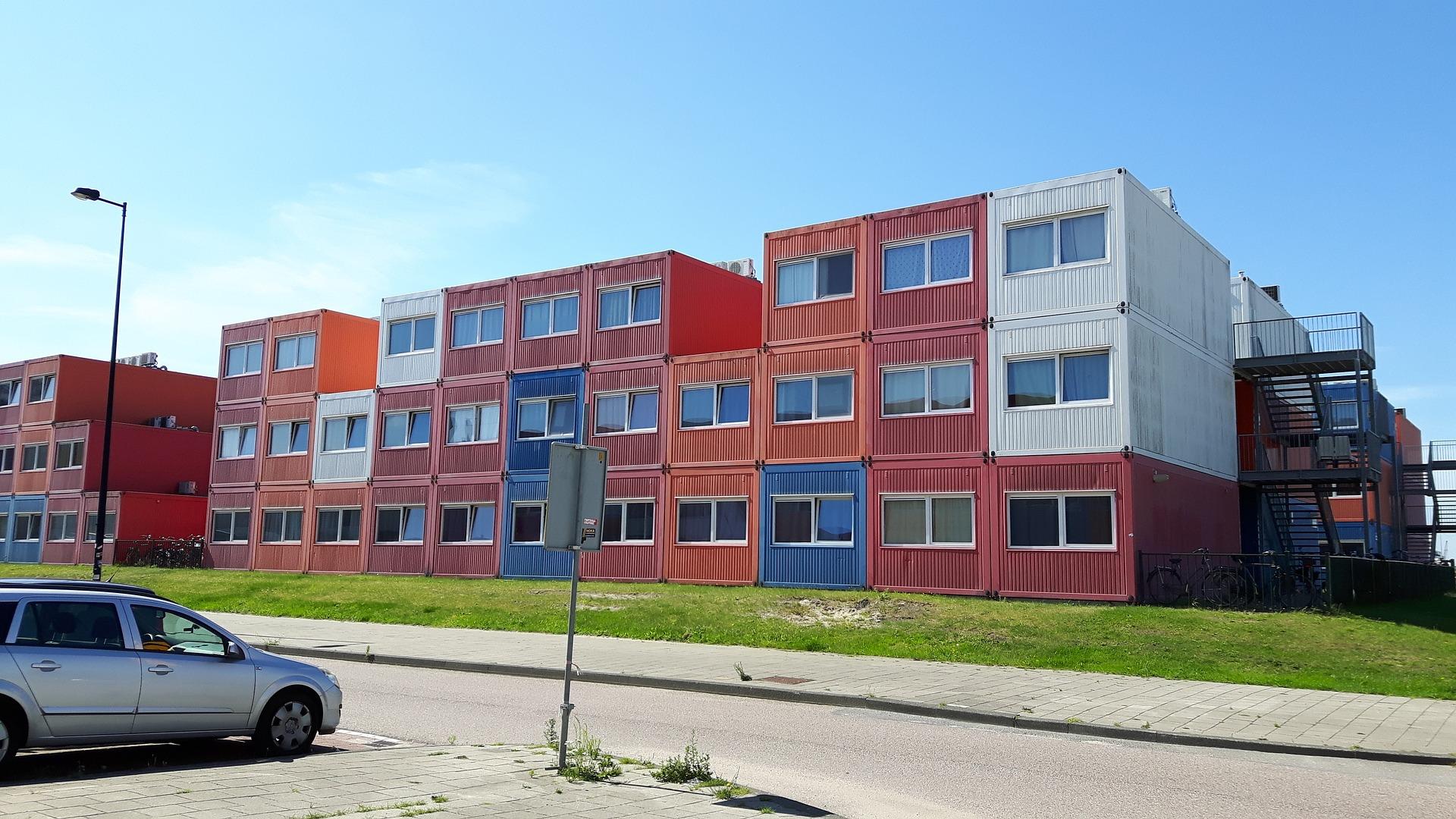 Magyar építőipari vállalatok lakókonténerekkel segítik a horvátországi földrengés károsultjait