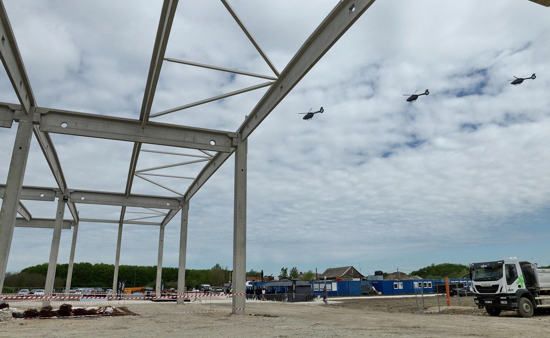 A gyulai Airbus gyár építésével Magyarország felkerül Európa légiipari térképére