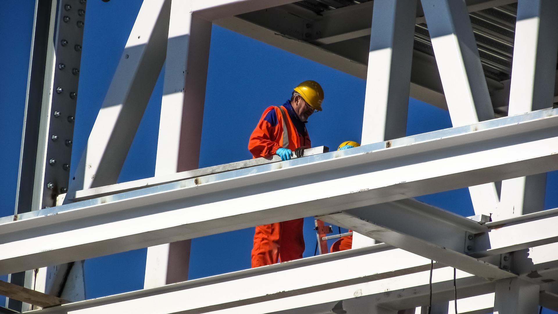 KSH: 4,3 százalékkal nőtt az építőipari termelés márciusban
