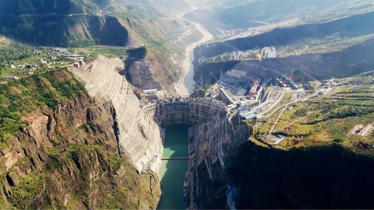 Megkezdte működését Kínában a világ második legnagyobb duzzasztóműve