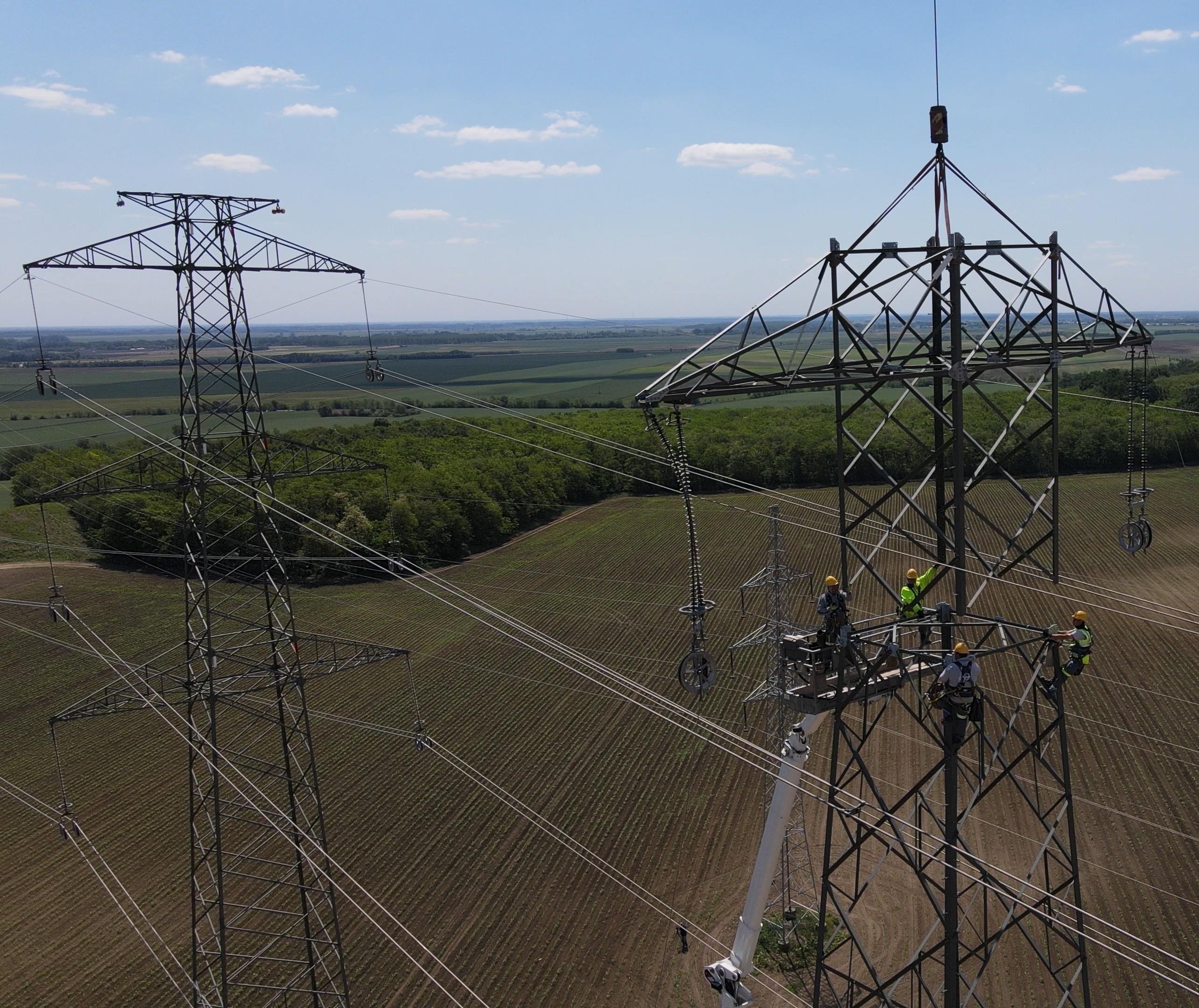 Sikeres az árampiac-összekapcsolási projekt