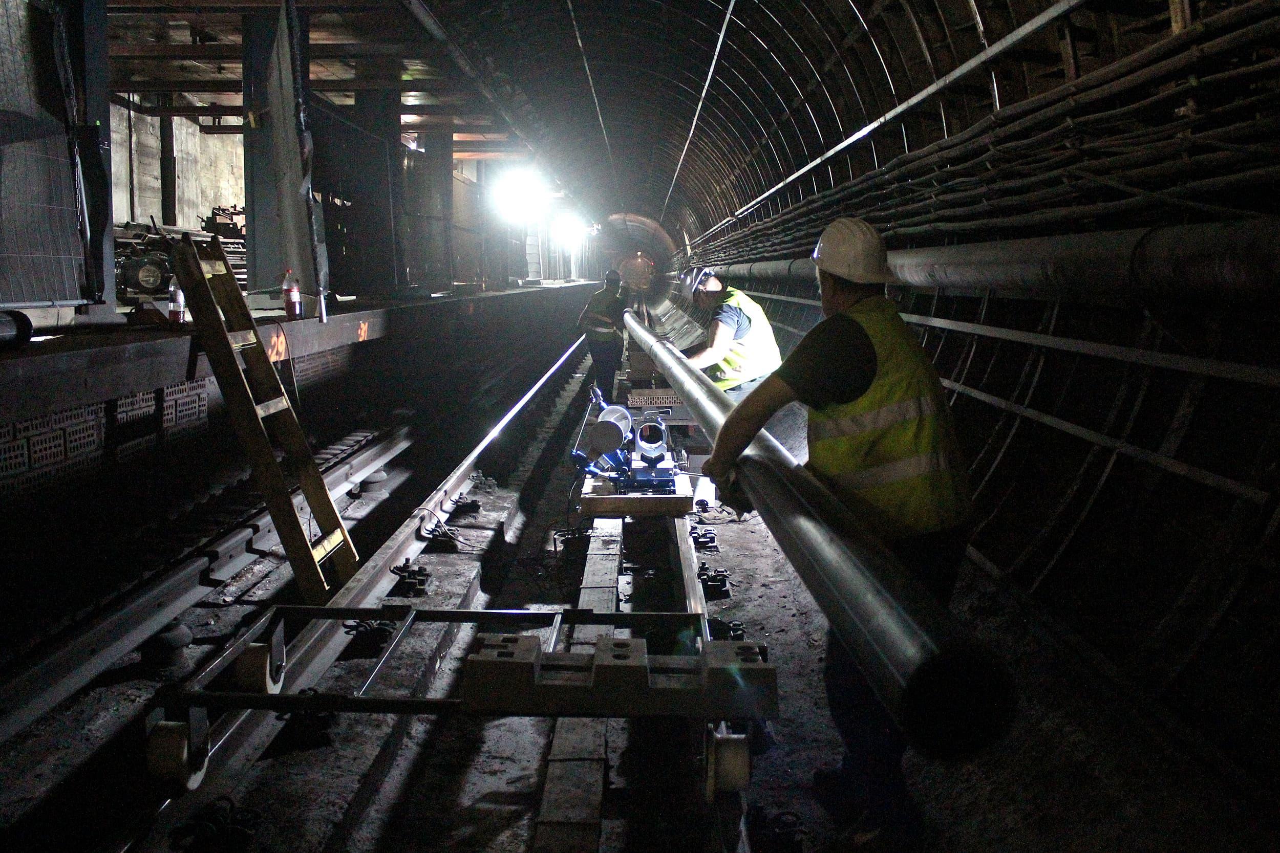 Aláírták a módosított szerződést a 3-as metró középső szakaszának alagúti munkáira