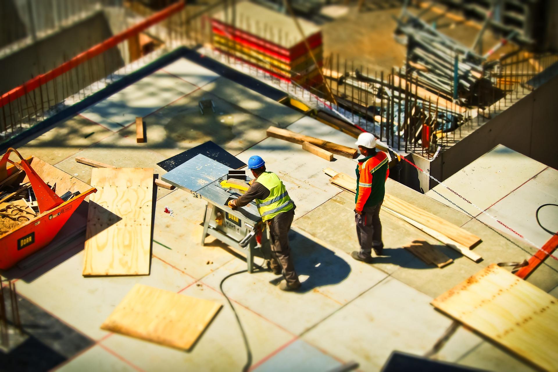 Az építőipari vállalkozások online felületen jelezhetik a hiánytermékeket