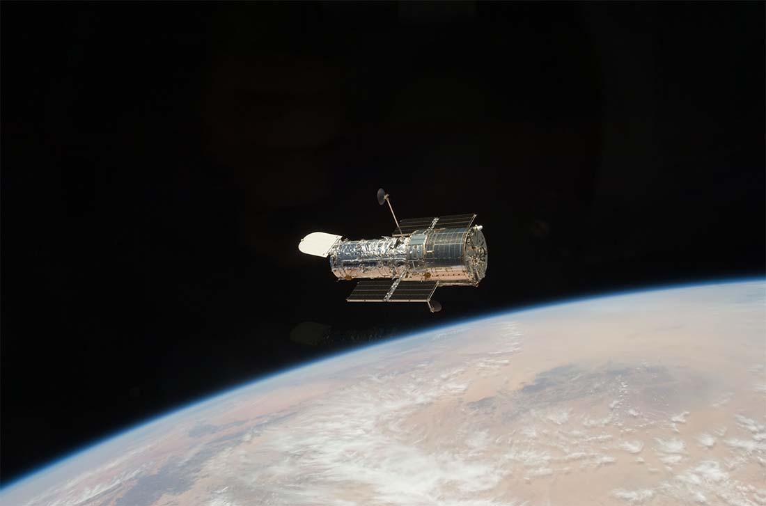 Sikerült megjavítani a Hubble űrteleszkópot