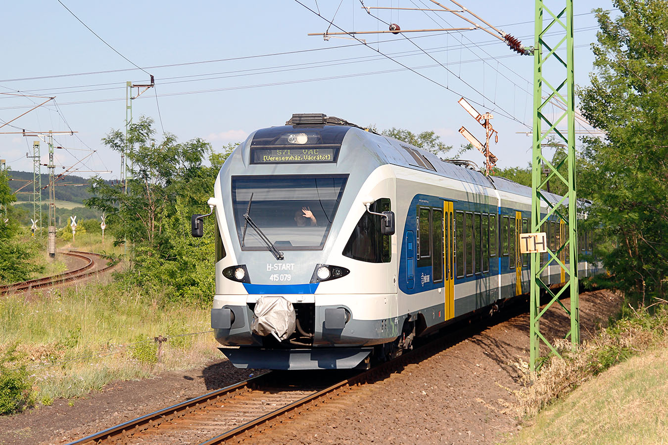 Átépül a veresegyházi vasútvonal, indul a felújítás tervezése