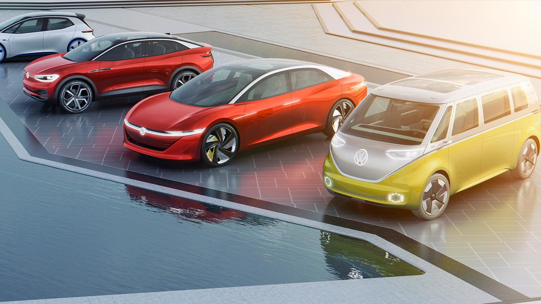 Elektromos meghajtású lesz a Volkswagen csoport minden második új gyártmánya 2030-ra
