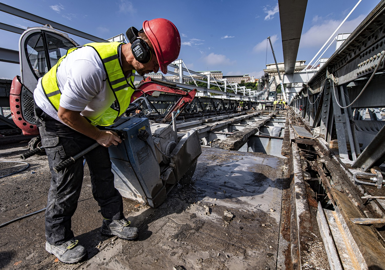 Jelentősen nőtt az építőipari termelés