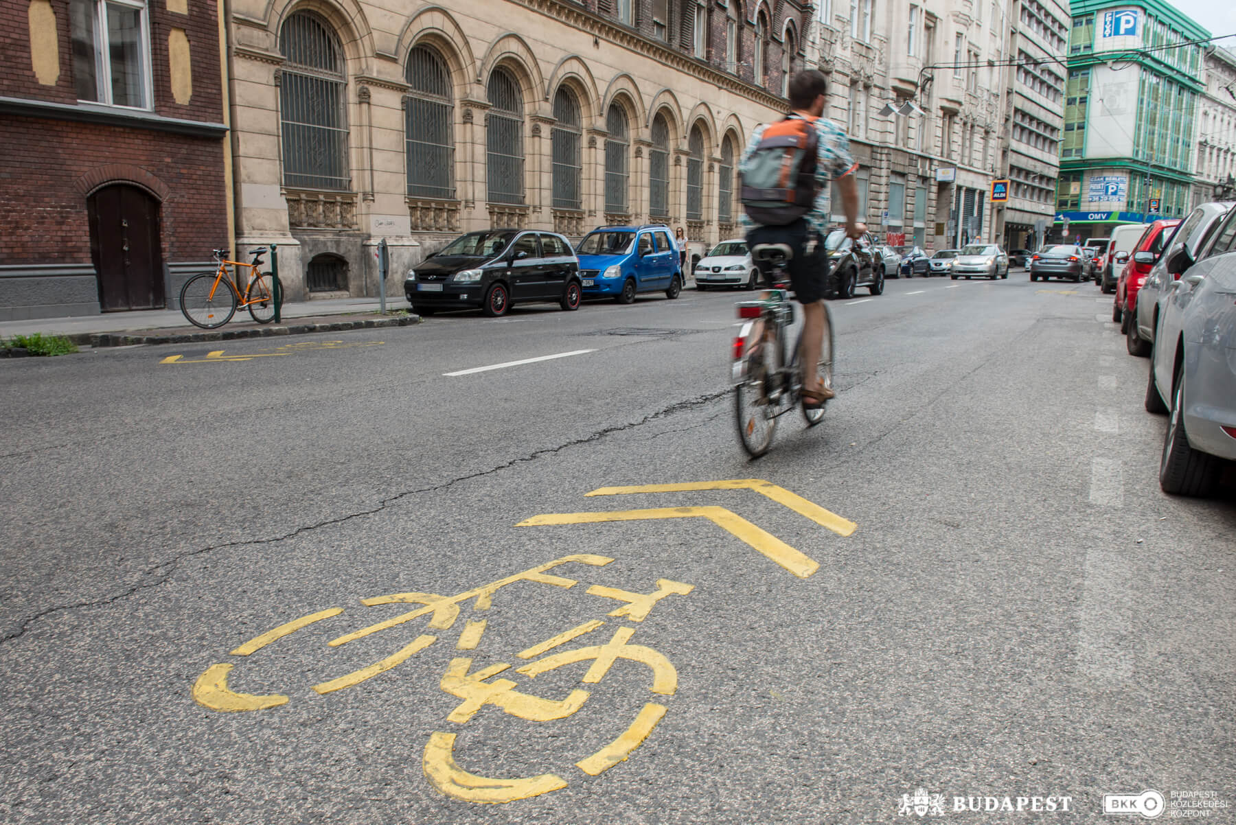 Felgyorsulnak a fővárosi kerékpáros fejlesztések